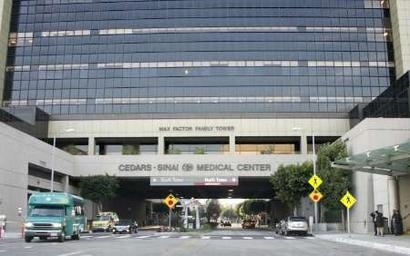 Cedar Sinai Medical Center - world renowned medical center ... & hospital where my precious daughter was born <3