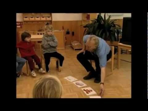 Total Physical Response (TPR) - Teacher Training film no. 8 - YouTube
