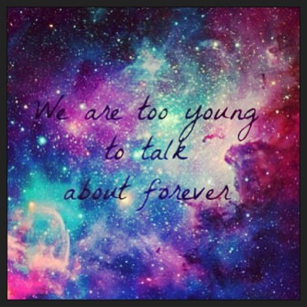 galaxy infinity | ... jpeg tumblr # tumblr # never # young # forever # infinity # galaxy 500