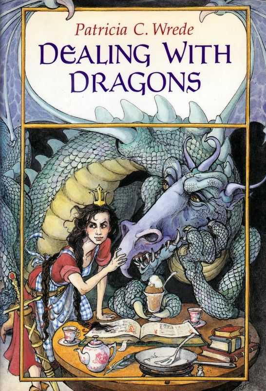 Patricia C. Wrede | 10 Fantasy Authors Who Fight The Patriarchy, Gender-Stereotypes, And Possibly Dragons