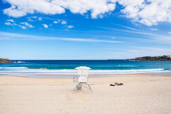 Bondi Beach Early Morning Swell Beach Photography Surf