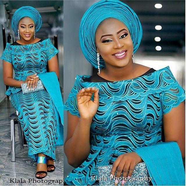 "588 Likes, 1 Comments - aso ebi (@asoebispecial) on Instagram: ""Beautiful #asoebi #asoebispecial #speciallovers #makeup #wedding  @klalaphotography"""