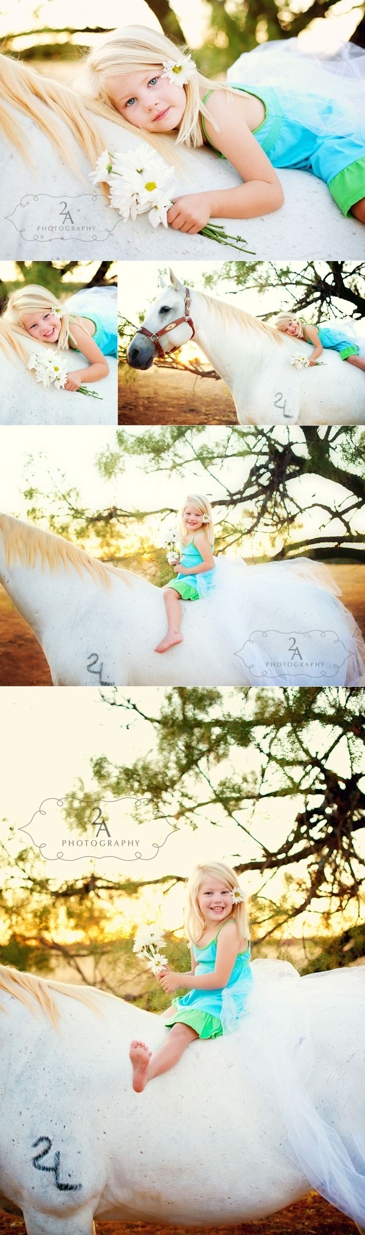 All horses deserve at one point in their life to be loved by a little girl. - This will be my daughter!