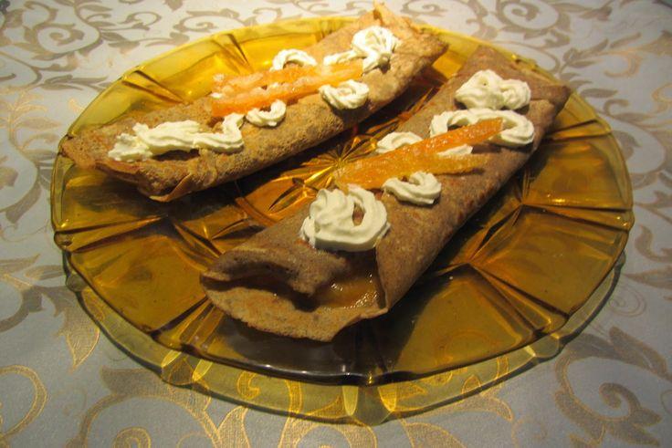 La cuoca cialtrona: Candelora crêpe