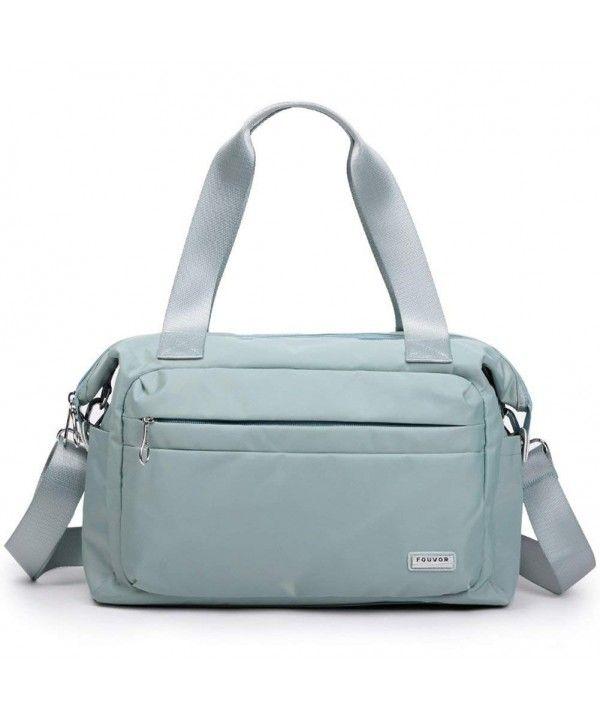 ff84431c0760 Fouvor Crossbody Bag Nylon Waterproof Satchel Shoulder Bag - 280011 ...