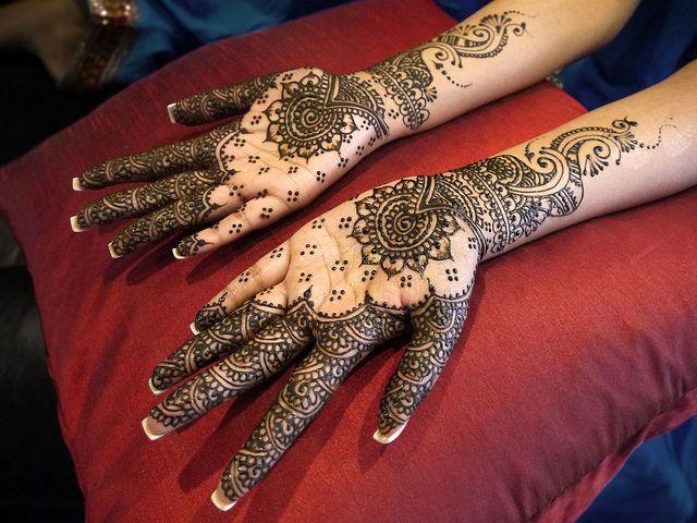 Mehndi Quotes For Him : Latest stunning punjabi mehendi designs for girls