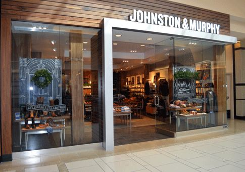 You can find Johnston and Murphy in the outlet mall!