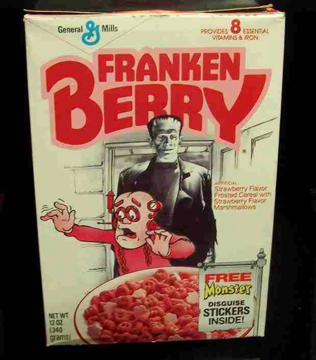111 Best Frankenberry, Boo Berry, Count Chocula Images On