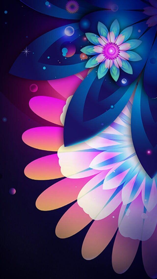 Wallpaper iPhone #flowerswallpaperiphone