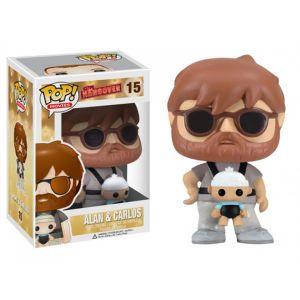 Hangover Alan With Carlos Movie Pop! Vinyl Figure Merchandise | Pop In A Box US