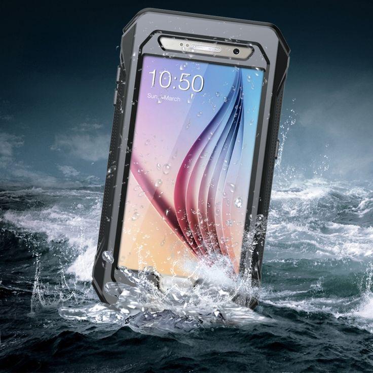 ССЫЛКА МЕЧТА RIYO для Galaxy S 6 G920 Водонепроницаемый Мешок Водонепроницаемый Снег доказательство пыли Погружение Случае Samsung Galaxy S6 G920