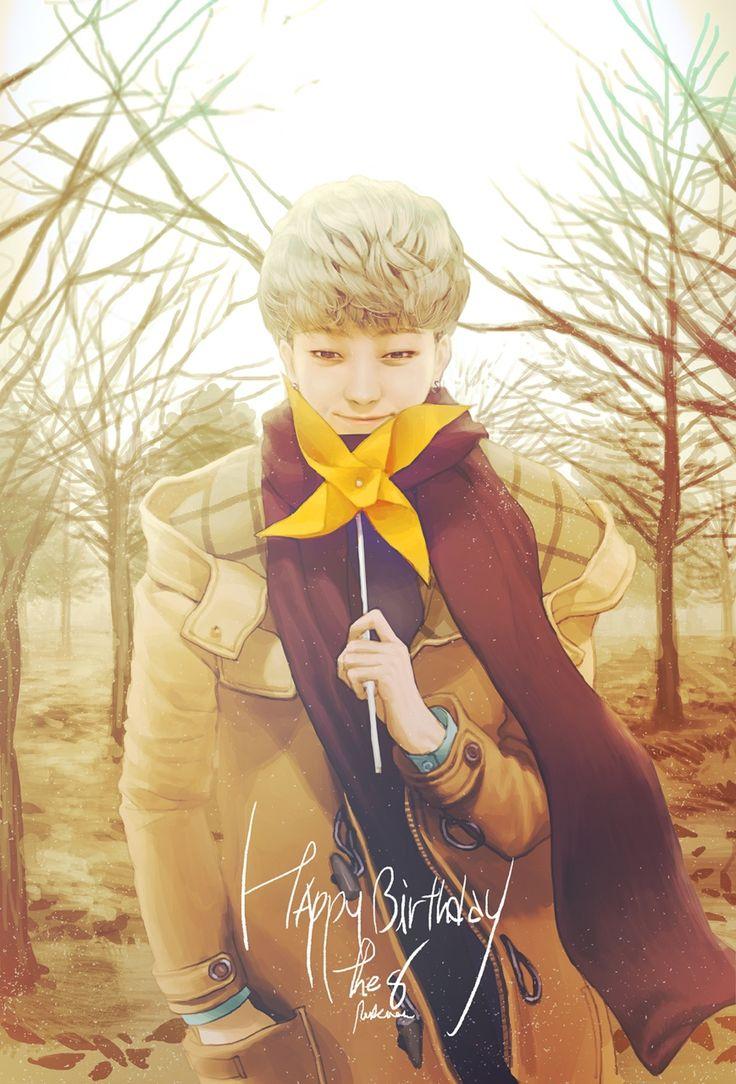 Pin by Me chan on Fanart kpop~ | Pinterest | Fanart, Kpop ...