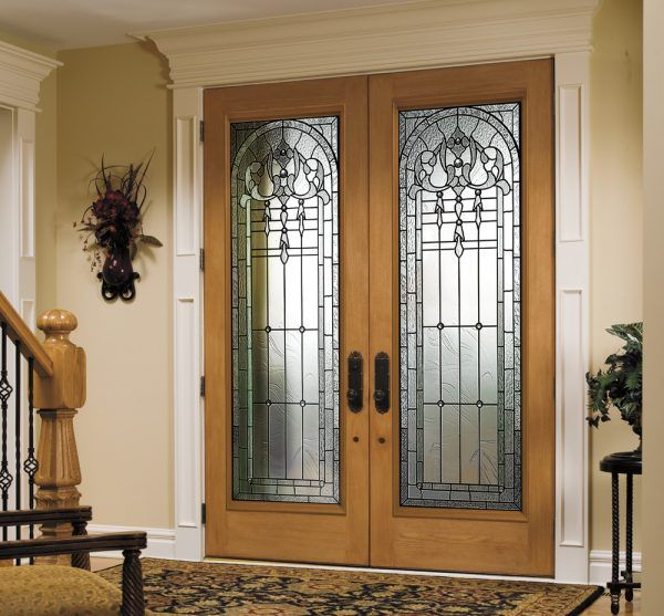 magnificent entryways | Image of Magnificent Pella Entry Doors with Glass from…