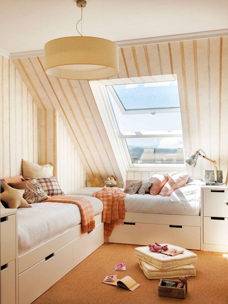 Textiles naturales y eco label en 2019 dormitorios for Crear muebles juveniles