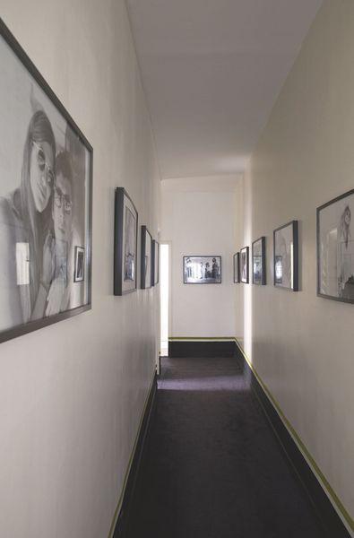 Esprit Rive Gauche Paris - Catherine Bedel intérieur Photo : Jean-Marc Palisse #couloir