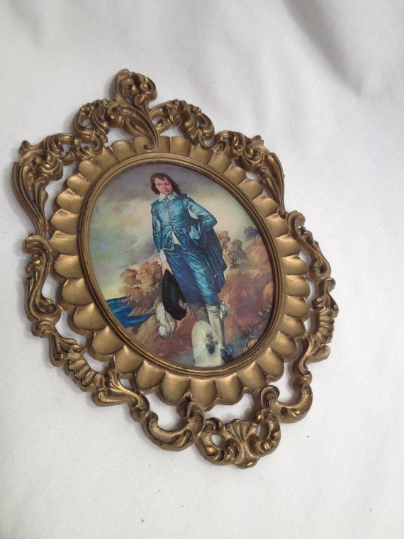 Vintage Little Boy Blue Picture by Mod Depose from by vintapod, $8.00