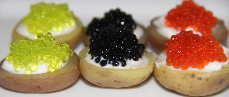 Kelp & Imperial Caviar » Kelp & Imperial Caviar  MENU idea