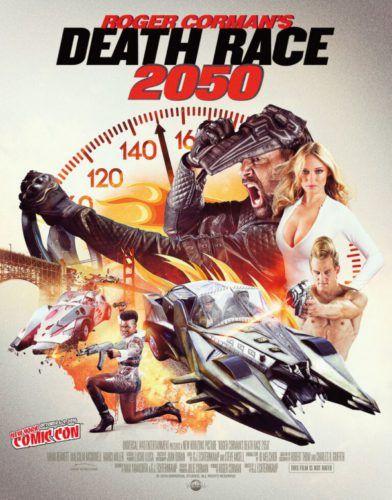 Critique avis review Death Race 2050 -Cinealliance.fr