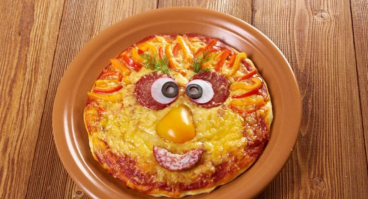 Healthy Pizza Recipe For Picky Eater Nationalpizzaday