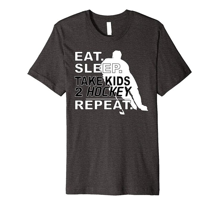 Hockey Dad Mens Funny Gift Idea for Fathers Day T-Shirt