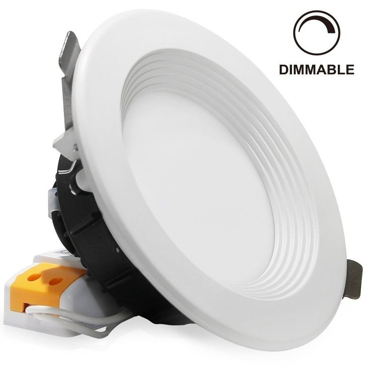 Led Canned Light Fixtures