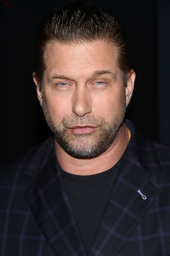 Uh oh!! Stephen Baldwin charged with failure to file taxes..