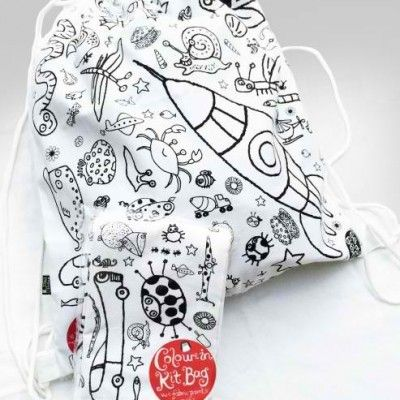 kit bag for colouring - $32.95. Available from: http://pennyfarthingkids.com.au/product-category/things-for-gifts/# #penny #farthing #kids #gifts