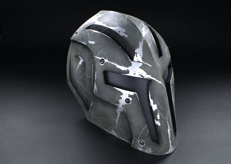 ColdBloodArt #8 Airsoft Paintball Mask - Pitbull by ColdBloodArt on Etsy