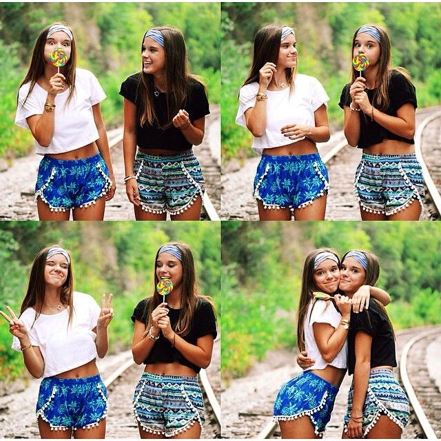 www.rumsbeach.com   @tess_and_sarah looking adorable in their Shorts! Pineapple shorts available online now! #rumsbeach