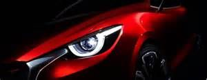 New mazda 2 concept for 2015, just so striking