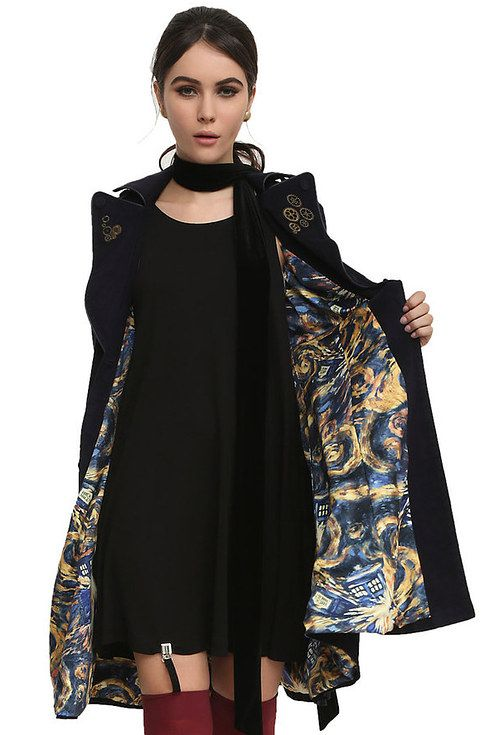 "I would buy this if it were in stock.... This New ""Doctor Who"" Clothing Line Is Size-Inclusive And Awesome"