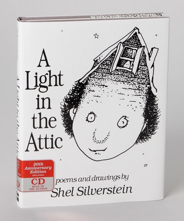 Take a look at this A Light in the Attic Hardcover & CD by HarperCollins on #zulily today! ABSOLUTELY LOVE...