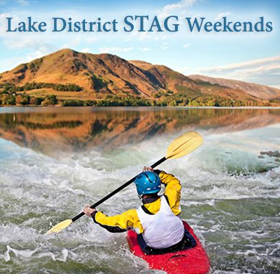 Why you should choose a Lake District STAG Weekend? Take a look! #lakedistrict #stagweekend #stagweekends