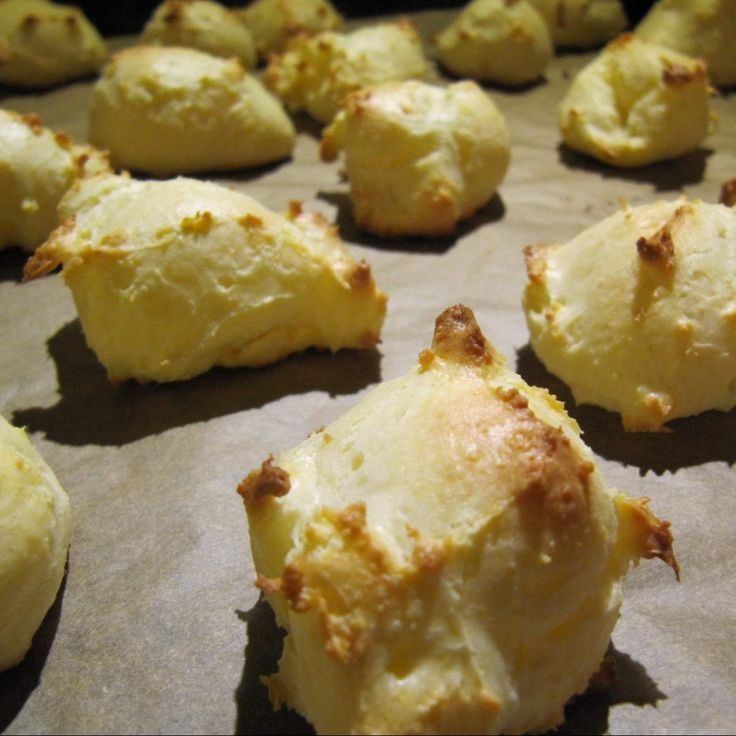 Rezept Käsebällchen von sabri - Rezept der Kategorie Backen herzhaft