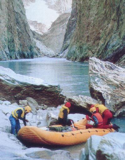 Rapids, Ladakh: Zanskar