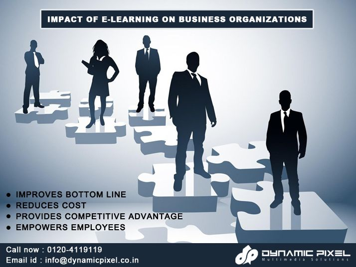 #Impact of #Elearning
