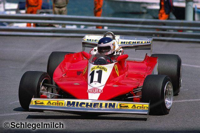 1978 Ferrari 312T3