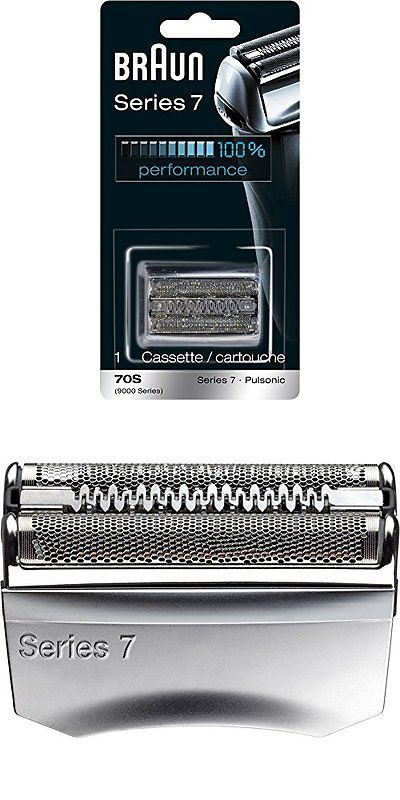 Shaver Parts and Accessories: New Best Selling Shaver Foil Head Shaver Braun Series 7 70S Replacement Parts BUY IT NOW ONLY: $55.87