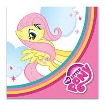 Venta de Servilletas mi pequeño Pony (20)