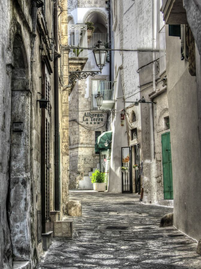 Ostuni, Enchanting White City and a Jewel of Puglia