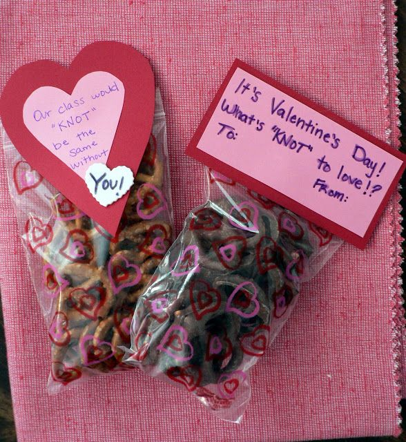 Cute Toddler Valentines Day Quotes: How To: Healthy Valentine Treats To Give Away