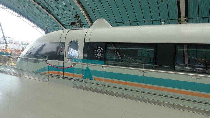 China prepara o trem de levitação magnética mais rápido do mundo, que atingirá 600 km/h