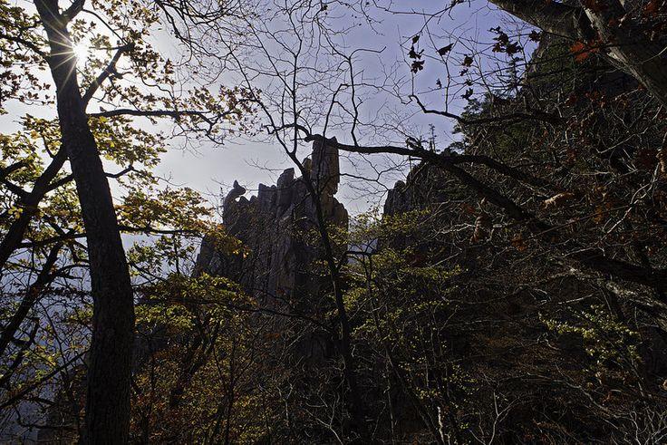 Heundeulbawi Rock Soraksan National Park  http://www.mattmacdonaldphoto.com