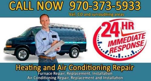 970-373-5933970-373-5933 Furnace, Heating Air Conditioning repair Vail, CO