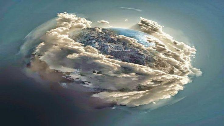 Η Γη από ψηλά (με τα «μάτια» της ψυχής; ) Πλάτωνας