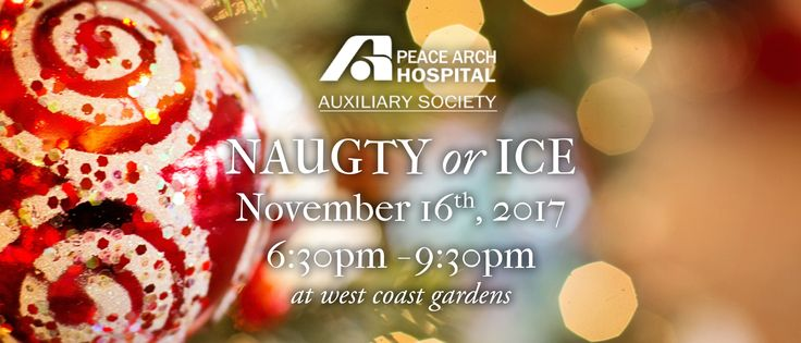 The Kay Hogg Goodwill Group, known as thePeach Arch Hospital Auxiliary, have designed a special evening to tantalize your soul.