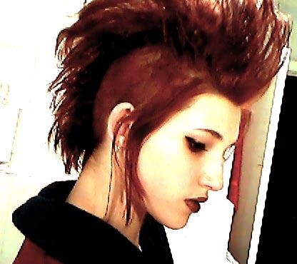 death hawk - Google Search | Hairstyles | Pinterest ...
