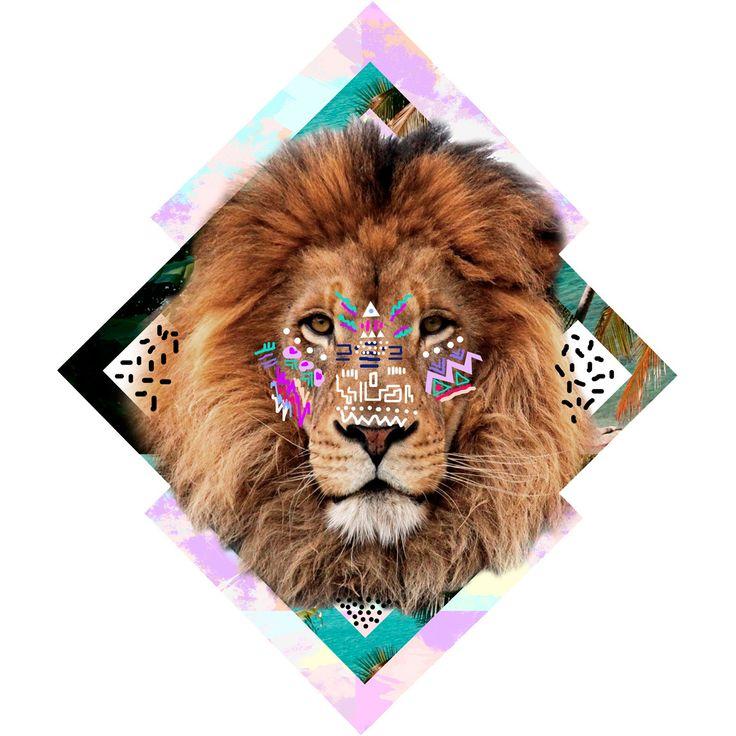 Leão loco