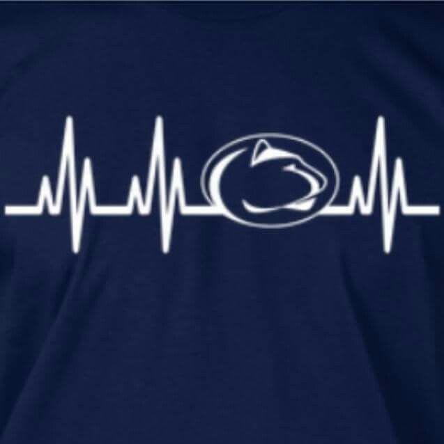 Heart beats Penn State