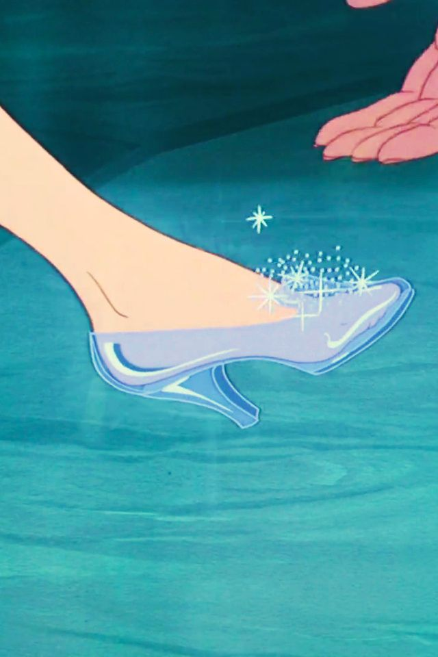 Disney's Cinderella (1950) ~ In the original French story, the slippers are made of fur, which in addition to being comfortable and practical, has a Freudian connotation in the context. The absurd concept of glass slippers is due to a long-ago typo, as the old fashioned French words for fur and glass are near-homonyms.